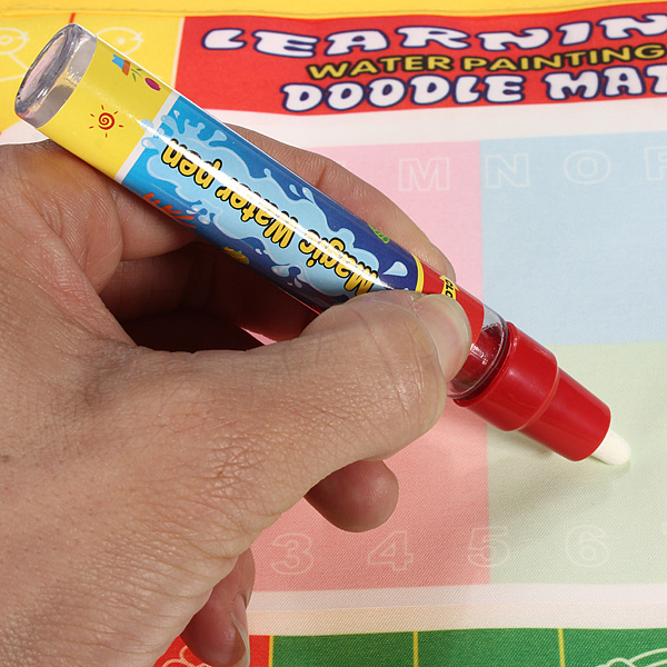 New AquaDoodle E72392 Colouring and Drawing Fun Magic Thick /& Thin 2 Pens Set