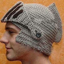Knight   Roman Soldier Beanie Hat . d29300a6505