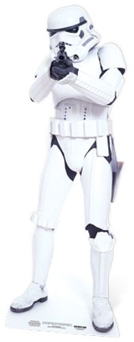 Stormtrooper Cut Out