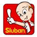 Logo for Sluban
